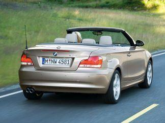 2008 BMW 1 Series Convertible Wallpaper 07