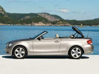 2008 BMW 1 Series Convertible Wallpaper 17