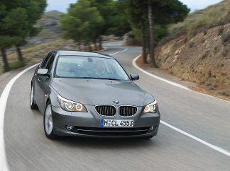 2008 BMW 5 Series Wallpaper 08