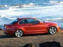 2008 BMW 1 Series Coupe Wallpaper 22 - обои БМВ и фото BMW