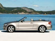 2008 BMW 1 Series Convertible Wallpaper 16 - обои БМВ и фото BMW