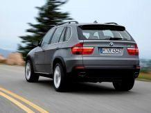 2007 BMW X5 Wallpaper 06 - обои БМВ и фото BMW
