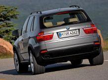 2007 BMW X5 Wallpaper 05 - обои БМВ и фото BMW