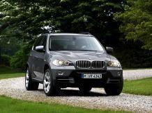 2007 BMW X5 Wallpaper 16 - обои БМВ и фото BMW
