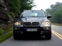 2007 BMW X5 Wallpaper 14 - обои БМВ и фото BMW