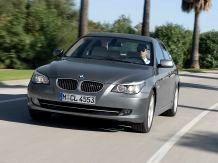 2008 BMW 5 Series Wallpaper 06 - обои БМВ и фото BMW