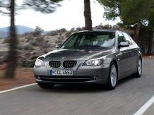 2008 BMW 5 Series Wallpaper 07 - обои БМВ и фото BMW