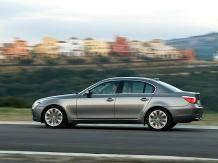 2008 BMW 5 Series Wallpaper 03