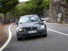 2008 BMW 5 Series Wallpaper 09 - обои БМВ и фото BMW