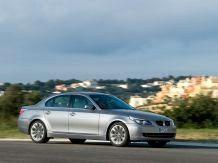 2008 BMW 5 Series Wallpaper 13 - ���� ��� � ���� BMW