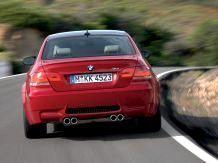 2008 BMW M3 Wallpaper 06