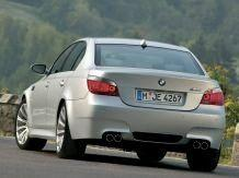 2005 BMW M5 Wallpaper 08 - обои БМВ и фото BMW