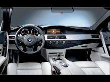 2005 BMW M5 Wallpaper 04 - обои БМВ и фото BMW