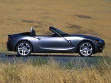 BMW Z4 Roadster Wallpaper 13 - обои БМВ и фото BMW