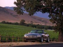 BMW Z4 Roadster Wallpaper 11 - обои БМВ и фото BMW