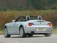 BMW Z4 Roadster Wallpaper 18 - обои БМВ и фото BMW