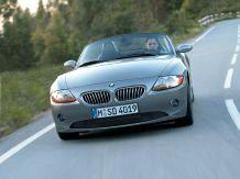 BMW Z4 Roadster Wallpaper 09 - обои БМВ и фото BMW