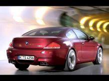 2006 BMW M6 Wallpaper 11 - обои БМВ и фото BMW