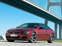2006 BMW M6 Wallpaper 05 - обои БМВ и фото BMW
