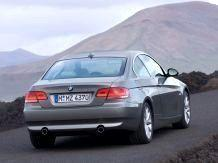 2007 BMW 335i Coupe Wallpaper 02 - обои БМВ и фото BMW