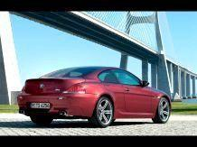2006 BMW M6 Wallpaper 08
