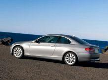 2007 BMW 335i Coupe Wallpaper 09