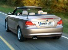 2008 BMW 1 Series Convertible Wallpaper 06 - обои БМВ и фото BMW