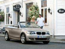 2008 BMW 1 Series Convertible Wallpaper 15 - ���� ��� � ���� BMW