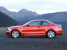 2008 BMW 1 Series Coupe Wallpaper 01 - обои БМВ и фото BMW