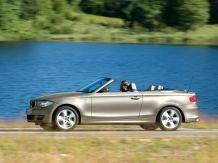 2008 BMW 1 Series Convertible Wallpaper 01 - обои БМВ и фото BMW