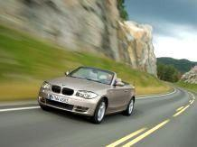 2008 BMW 1 Series Convertible Wallpaper 14 - обои БМВ и фото BMW