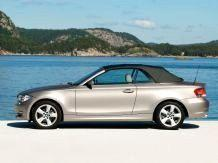 2008 BMW 1 Series Convertible Wallpaper 20 - обои БМВ и фото BMW