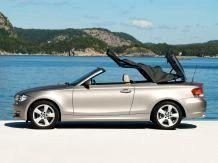 2008 BMW 1 Series Convertible Wallpaper 19 - обои БМВ и фото BMW