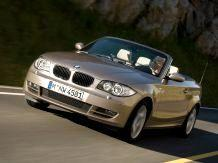 2008 BMW 1 Series Convertible Wallpaper 11 - обои БМВ и фото BMW