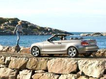 2008 BMW 1 Series Convertible Wallpaper 09 - обои БМВ и фото BMW