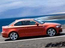 2008 BMW 1 Series Coupe Wallpaper 19 - обои БМВ и фото BMW